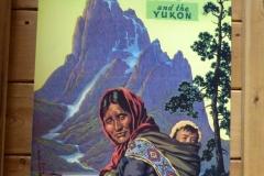 Yukon Transporation Museum, Whitehorse. White Pass and Yukon Route promo