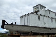Yukon Transporation Museum, Whitehorse.