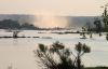 Zambezi River at dusk