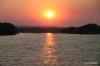 Zambezi River, sunset