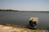 Chobe River Crossing, Botswana side