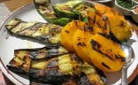 005 Grilled vegetables — amazingly good
