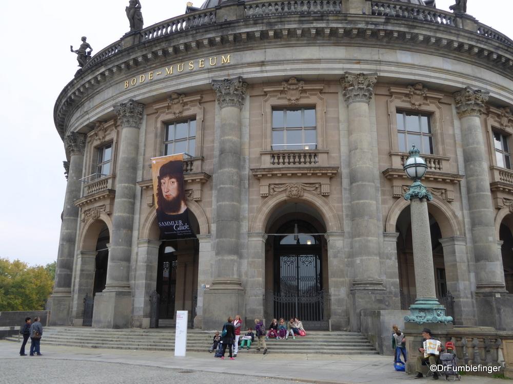 Bode Museum, Berlin's Museum Island