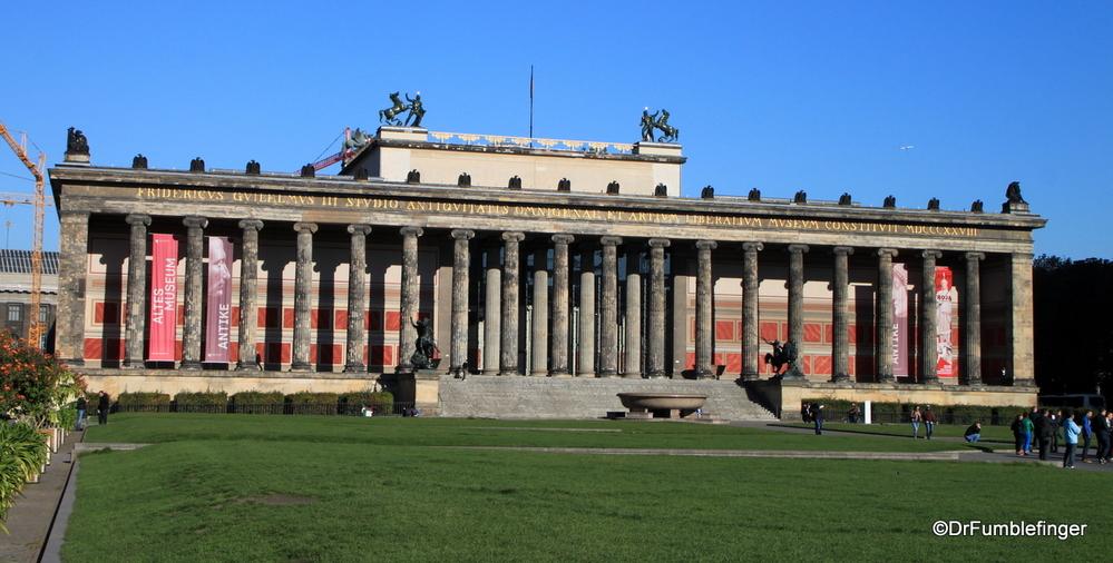 Altes Museum, Berlin's Museum Island