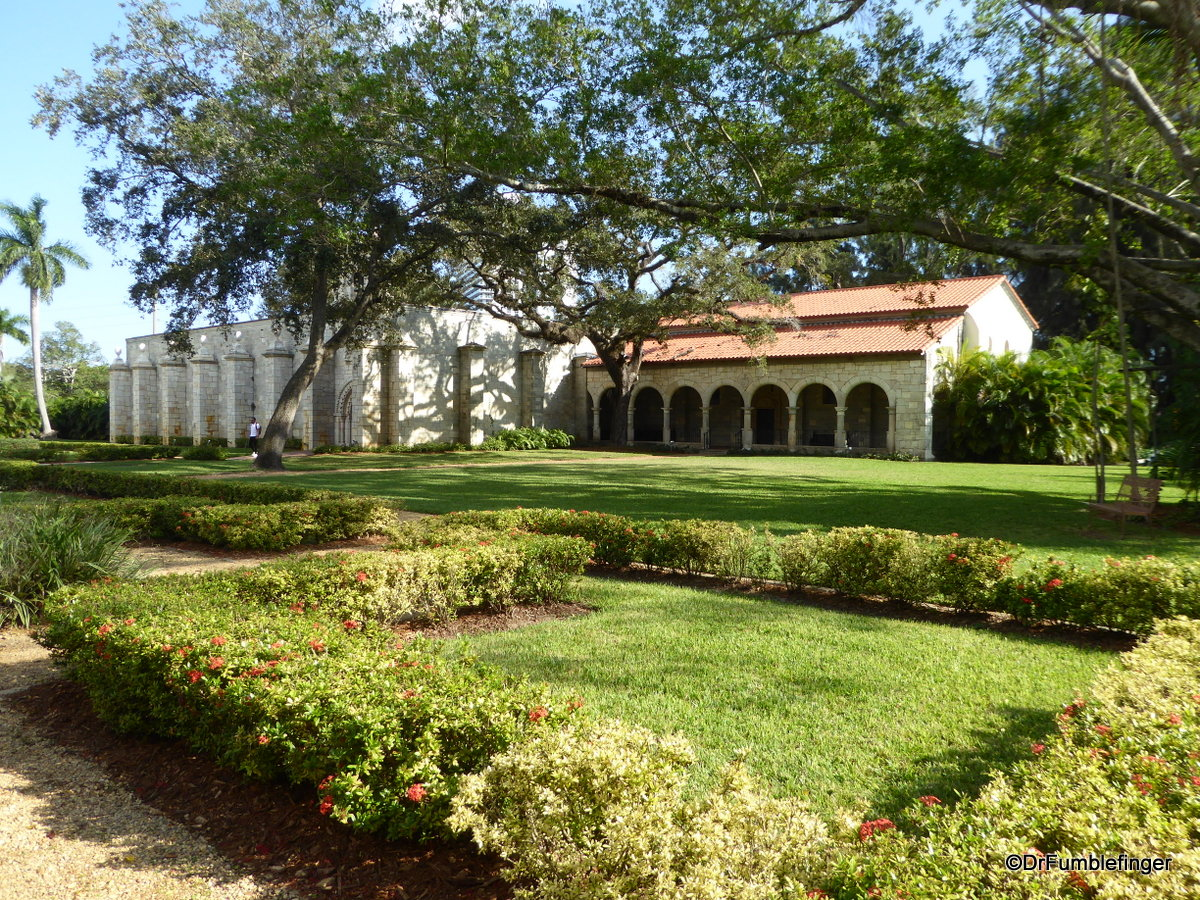 Ancient Spanish Monastery, North Miami Beach