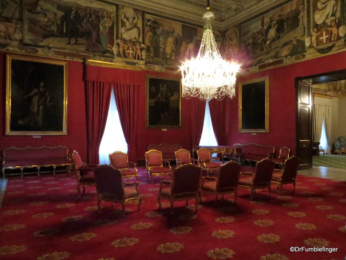 Royal State Rooms and Armoury, Valletta