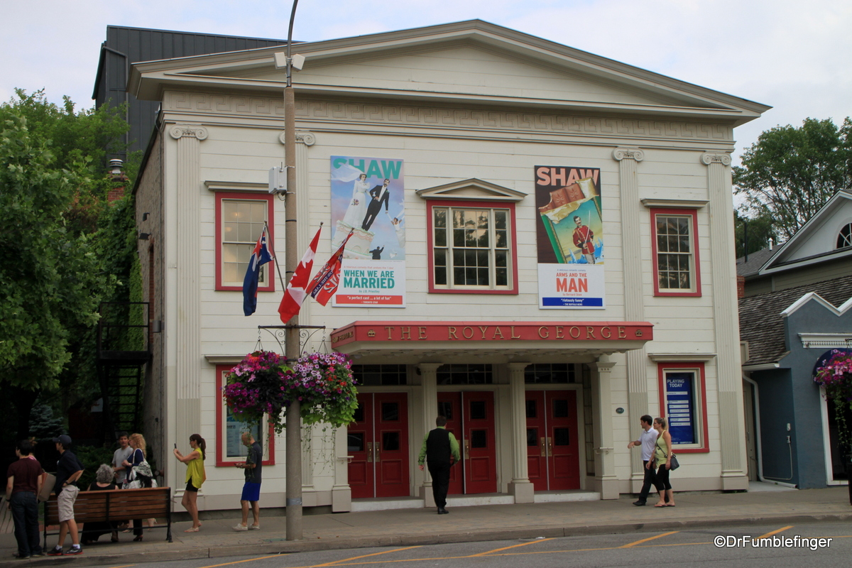 Shaw Theatre, Niagara-on-the-Lake