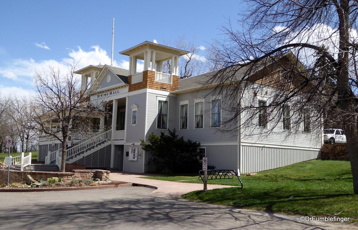 Chautauqua National Historic Landmark, Boulder