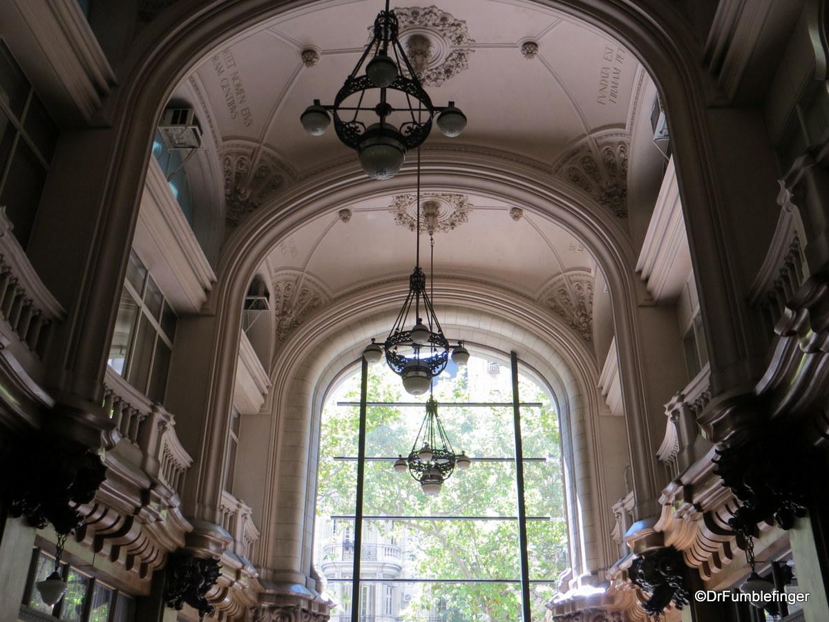 Lobby, Barolo Palace