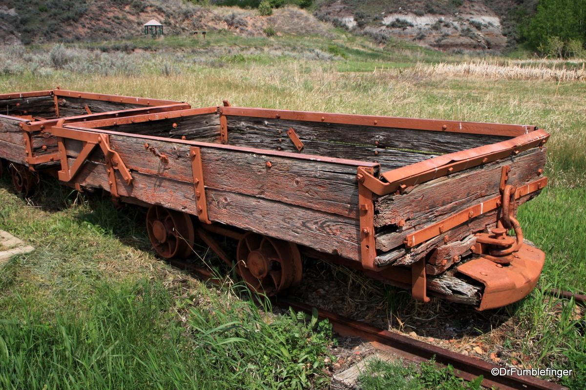 Old Coal Carts, Midland Provincial Park