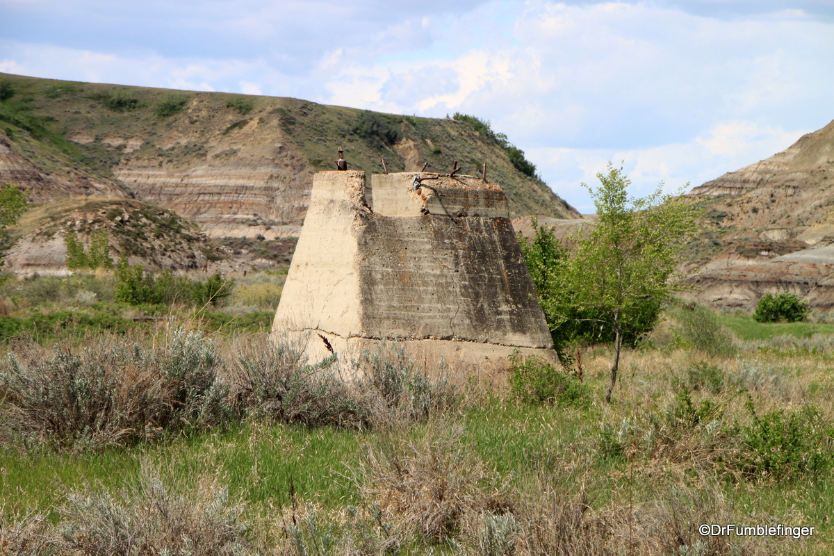 Ruins of the old Coal Mine, Midland Provincial Park