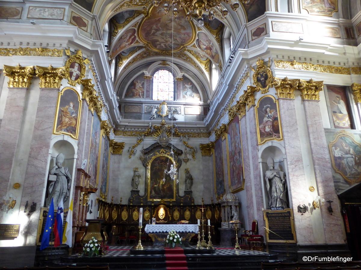 Interior, Church of St. Nicholas