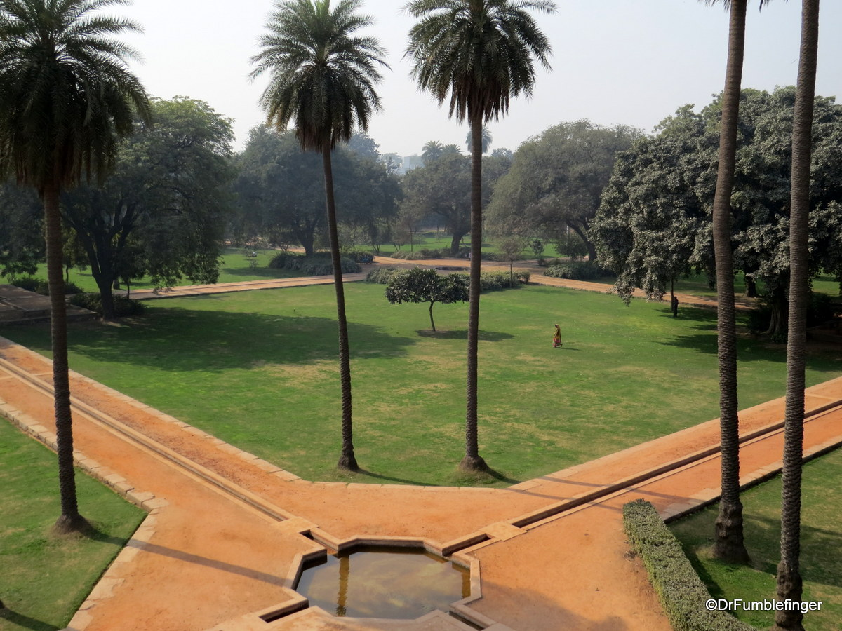 Grounds of Humayun's Tomb