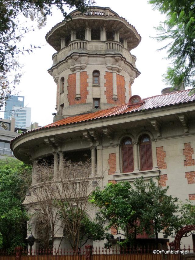 "Casa Redonda, or ""Round House"""
