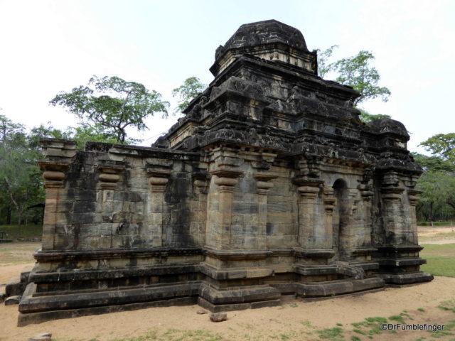 Shiva Devale, Polonnaruwa