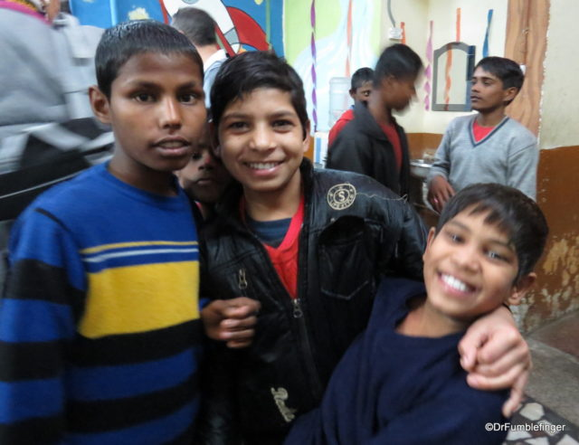 SBT Shelter for Boys, Delhi