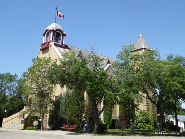 Town Hall, Wolseley, Saskatchewan