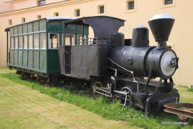 Old Prisoner Train, Ushuaia Marfitime Museum