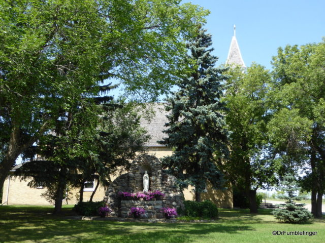 Church, Wolseley, Saskatchewan
