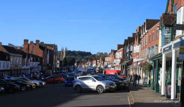 High Street, Marlborough