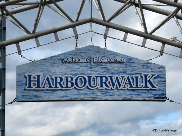 Harbourwalk, Halifax Waterfront