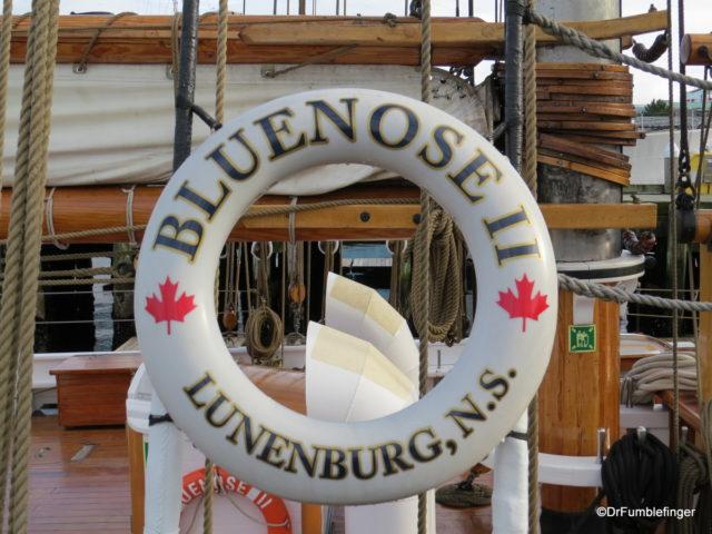 Bluenose II, Halifax Waterfront