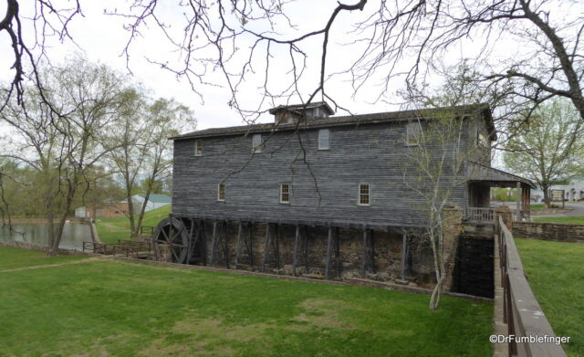 Edwards Mill, College of the Ozarks, Branson